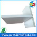 Folha de superfície lustrosa do filme da laminação do PVC para o armário (espessura quente para 18mm)