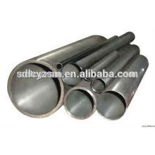 Tubulação de aço de liga sem emenda ASTM / DIN preciosa