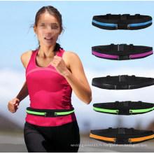 Fashion Running Pouch Double ceinture avec sac étanche (SR8912)