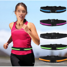 Fashion Running Pouch Double Belt with Waterproof Bag (SR8912)