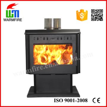 СКИДКА Холоднокатаная сталь Дровяная печь с CE WM204
