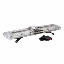 47Inch 100W LED Emergency Flash Warning Light Bar Strobe Light For Car Truck Vehicle DC 12V