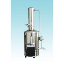 Dispositivo elétrico da água destilada do aço inoxidável (modelo DZ-5Z)