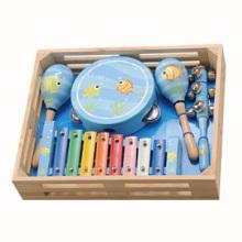 Instrument de xylophone en bois musical 2016