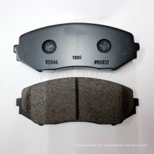 Auto Ersatzteile Low Staub Bremsbelag D537 für japanische Auto