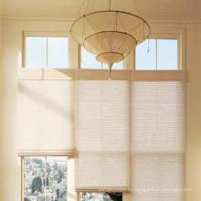 Persianas de ventana decorativas, persianas plisadas, persianas de papel plisadas