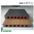 Co-Extrusion Waterproof Wood Plastic Composite Outdoor WPC Decking