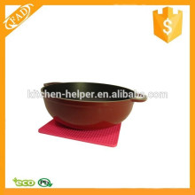 Eco-Friendly Factory Price Silicone Coaster