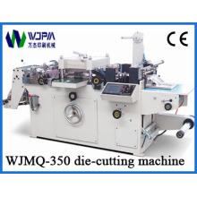 Top fabricação de máquina de corte de etiqueta