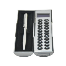 Hot Sale 8 Digit Magic Box Calculator with Pen