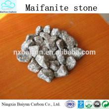 Heiße versorgung Chinesischen herstellung 6 * 20 mesh Maifanite stein / Maifanite filter für wasseraufbereitung