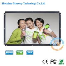 """alto brilho 1000nit TFT cor 42 """"monitor LCD de quadro aberto com retroiluminação LED"""