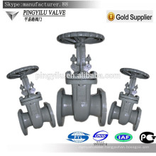 Russian cuniform water stem gate valve drawing