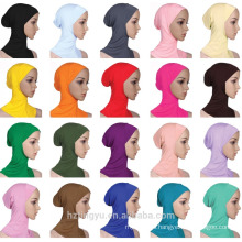 Islamic Hijab And Scarf muslim hat Modal stretch women cap