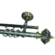 22mm & 28mm zinc alloy new design curtain rods finial
