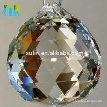 Bola cristalina tallada alta calidad de la lámpara del ABM del cristal los 40MM para encenderse