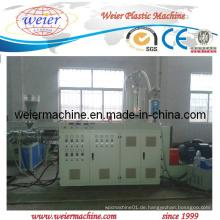 Kunststoff-Wellschlauch-Extruder-Maschine