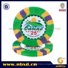 9g 3 cores pura clay ultravioleta adesivo chip (SY-C19)