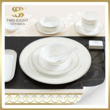 Оптовая продажа чаочжоу керамическая деколь дешевые посуда, Китай посуда для гостиницы