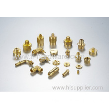 Precision Brass Fitting Oem Parts With Good Quality And Big Quantity