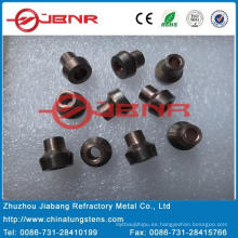 W90cu10 de punta de contacto de tungsteno con la ISO 9001 de Zhuzhou Jiabang