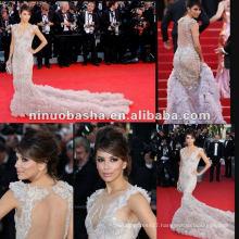 Stunning Eye-chatching Celebrity Red Carpet Dress