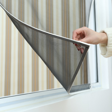 Fly Screen Window 100 * 150cm Bianco