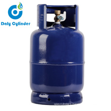 Filling LPG Cylinder with Stove