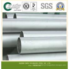 China Supplier Tubo de aço sem costura de aço inoxidável 316 Pipe