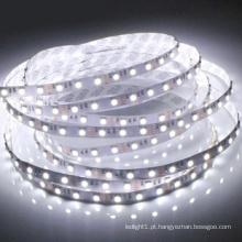 Fita LED SMD 3528 Branco Natural 60 LEDs / M Fita LED Flexível 4000k - 4500k