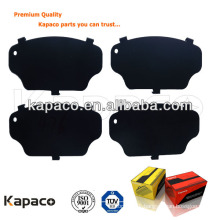 Kapaco premium quality brake metal shim for the disc brake pad D476