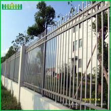 Maunfacturer кованый декоративный железный копье железный забор