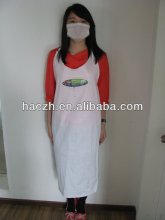 disposable smock apron