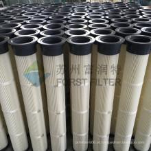 FORST Hepa Dust Tipo de Filtração Cement Plant Filter Bag