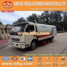 DONGFENG LHD / RHD 4x2 HLQ5090TSLE Vakuum Kehrmaschine LKW gute Qualität heißer Verkauf für Verkauf