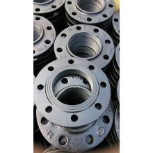 Quality for Ductile Iron Flange Ductile Iron RF Threaded Flange supply to Turks and Caicos Islands Factories