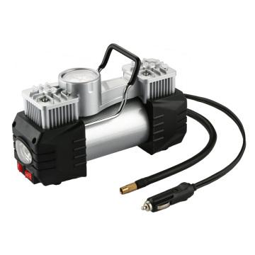 Doppelzylinder-Auto-Mini-Luftkompressor DC12V 190W