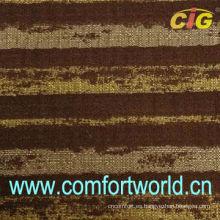 Tela de tapicería 100 sofá de poliéster