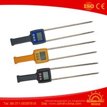 Medidor de umidade de caule de tabaco de detecção integrada Tk100t