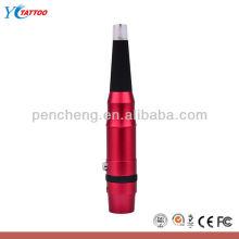 Máquina de zinco profissão máquina de tatuagem vermelha -MP-BS