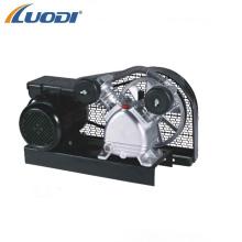 Luftkompressor Teile Pumpe und Motor mit Riemenantrieb