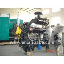 R6105AZLD motor de Weifang 110KW