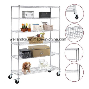 china store wire shelving warehouse storage rack home. Black Bedroom Furniture Sets. Home Design Ideas