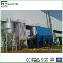 Plenum Pulse De-Dust Collector-Eaf Tratamiento de flujo de aire