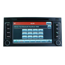 GPS Navigation für Volkswagen Touareg / T5 Multivan Auto DVD Spieler Hualingan