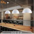 2017 nueva lámpara pendiente interior en sitio con RoHS, Ce