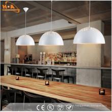 Lámpara colgante de iluminación decorativa casera económica