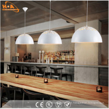 Lámpara colgante estilo europeo 90-265V para luz decorativa