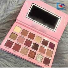 Paleta de sombra rosa linda destacando Glitter Eyeshadow Palette