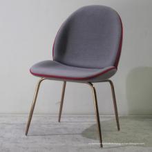 Silla de comedor de diseño nuevo escarabajo de muebles